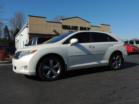 2011 Toyota Venza for sale at ValueMax Used Cars in Greenville NC