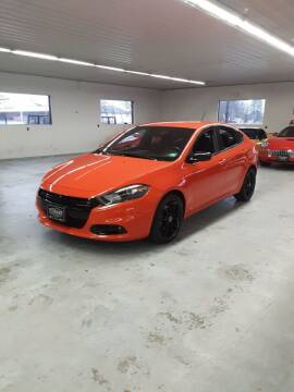 2015 Dodge Dart for sale at Stakes Auto Sales in Fayetteville PA