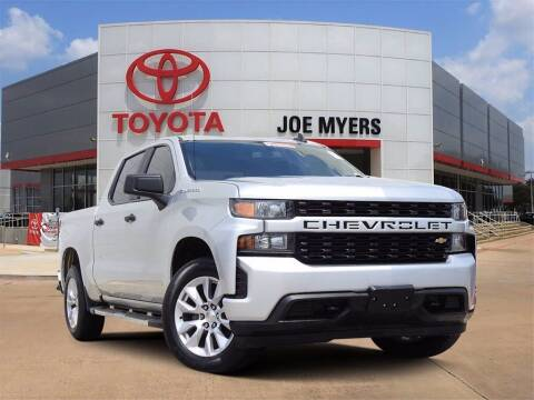 2019 Chevrolet Silverado 1500 for sale at Joe Myers Toyota PreOwned in Houston TX