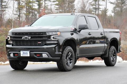 2019 Chevrolet Silverado 1500 for sale at Miers Motorsports in Hampstead NH