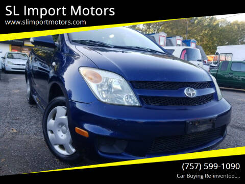 2006 Scion xA for sale at SL Import Motors in Newport News VA