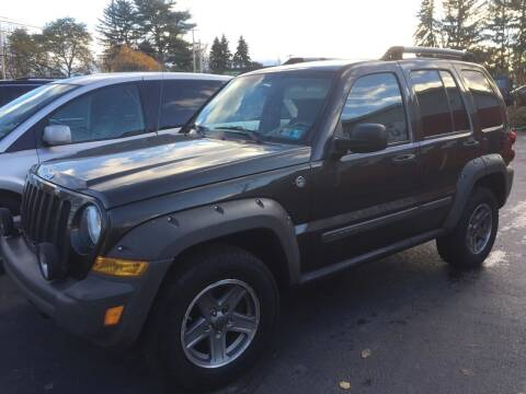 2006 Jeep Liberty for sale at GMG AUTO SALES in Scranton PA
