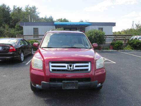 2006 Honda Pilot for sale at Olde Mill Motors in Angier NC