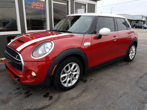 2015 MINI Hardtop 4 Door for sale at Martins Auto Sales in Shelbyville KY