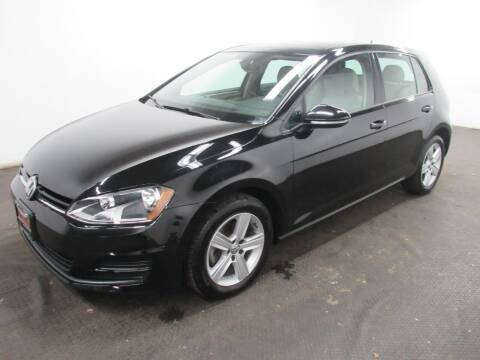 2017 Volkswagen Golf for sale at Automotive Connection in Fairfield OH
