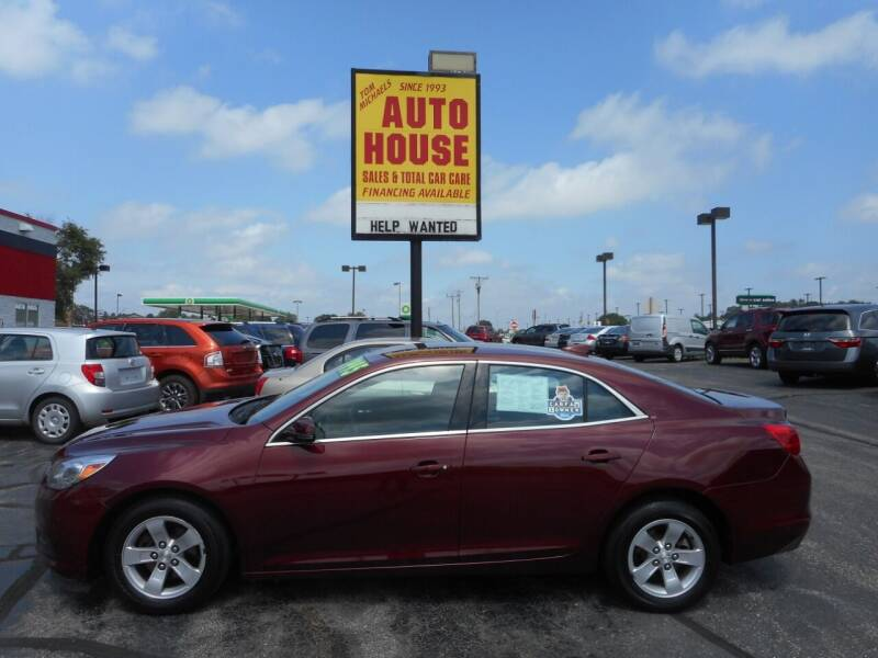2016 Chevrolet Malibu Limited for sale at AUTO HOUSE WAUKESHA in Waukesha WI
