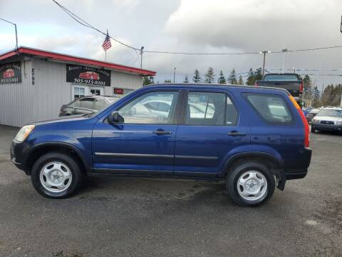 2004 Honda CR-V for sale at Ron's Auto Sales in Hillsboro OR