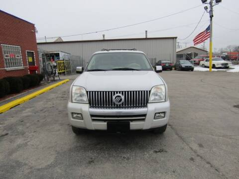 2006 Mercury Mountaineer for sale at X Way Auto Sales Inc in Gary IN