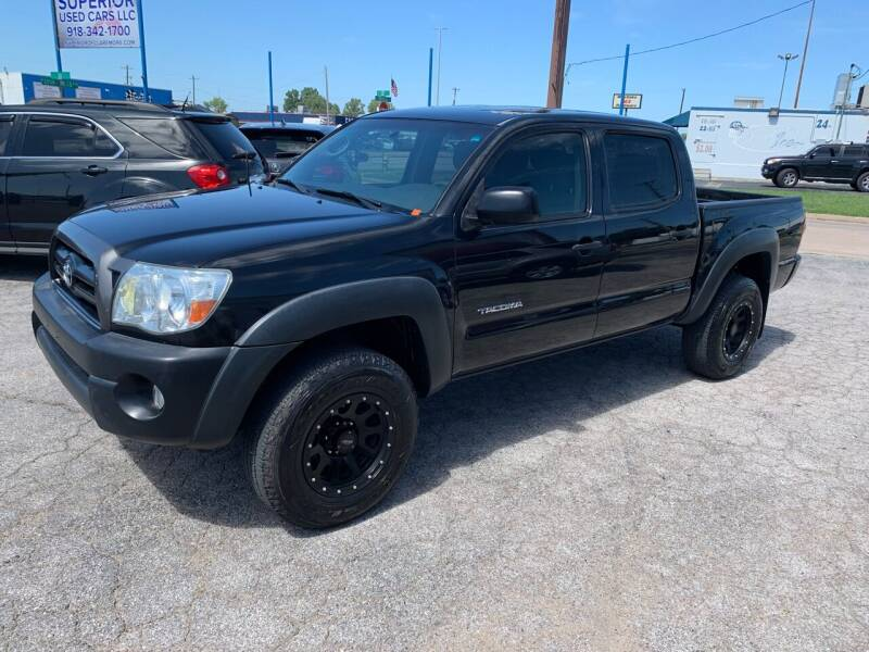 2008 Toyota Tacoma for sale at Superior Used Cars LLC in Claremore OK
