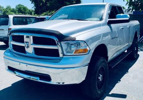2011 RAM Ram Pickup 1500 for sale at RD Motors, Inc in Charlotte NC