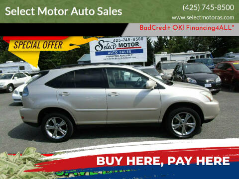2006 Lexus RX 400h for sale at Select Motor Auto Sales in Lynnwood WA