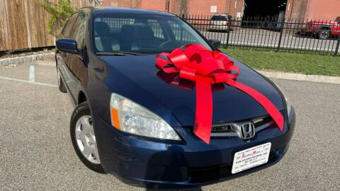 2005 Honda Accord for sale at Speedway Motors in Paterson NJ