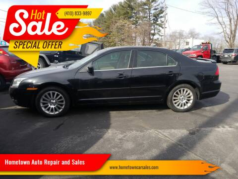 2009 Mercury Milan for sale at Hometown Auto Repair and Sales in Finksburg MD