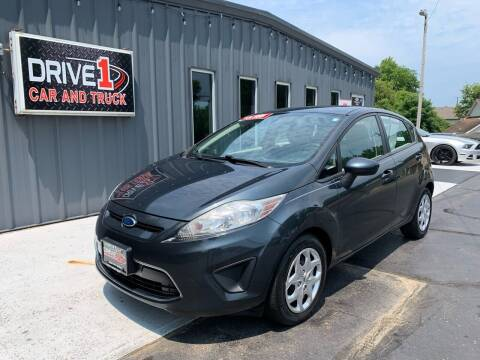 2011 Ford Fiesta for sale at Drive 1 Car & Truck in Springfield OH