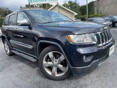 2011 Jeep Grand Cherokee for sale at Murrays Used Cars Inc in Baltimore MD