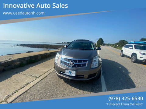 2011 Cadillac SRX for sale at Innovative Auto Sales in North Hampton NH