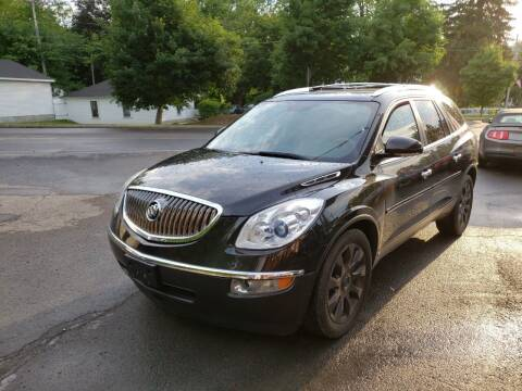 2010 Buick Enclave for sale at Apple Auto Sales Inc in Camillus NY