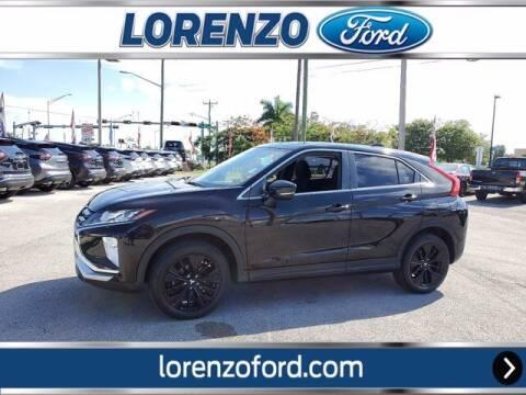 2018 Mitsubishi Eclipse Cross for sale at Lorenzo Ford in Homestead FL