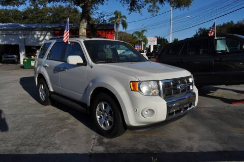 2011 Ford Escape for sale at STEPANEK'S AUTO SALES & SERVICE INC. in Vero Beach FL
