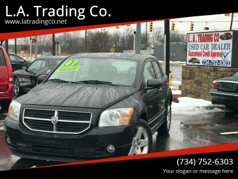 2007 Dodge Caliber for sale at L.A. Trading Co. in Woodhaven MI