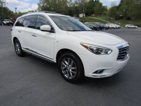 2014 Infiniti QX60 for sale at Specialty Car Company in North Wilkesboro NC
