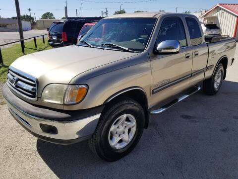 2002 Toyota Tundra for sale at Key City Motors in Abilene TX