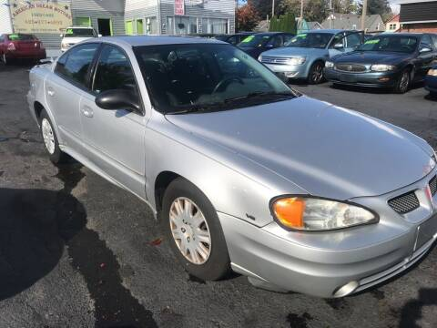 2005 Pontiac Grand Am for sale at American Dream Motors in Everett WA