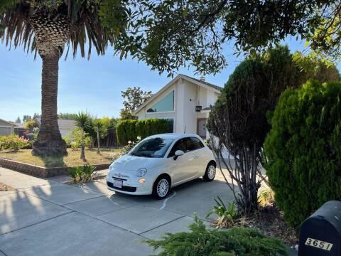 2015 FIAT 500 for sale at Blue Eagle Motors in Fremont CA