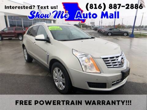 2013 Cadillac SRX for sale at Show Me Auto Mall in Harrisonville MO