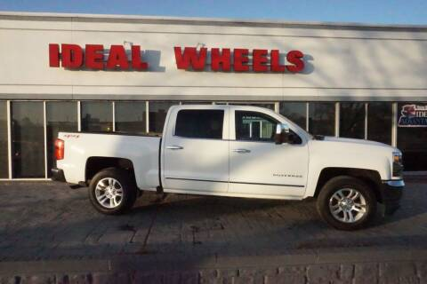 2017 Chevrolet Silverado 1500 for sale at Ideal Wheels in Sioux City IA