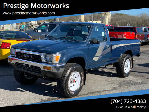 1989 Toyota Pickup for sale at Prestige Motorworks in Concord NC