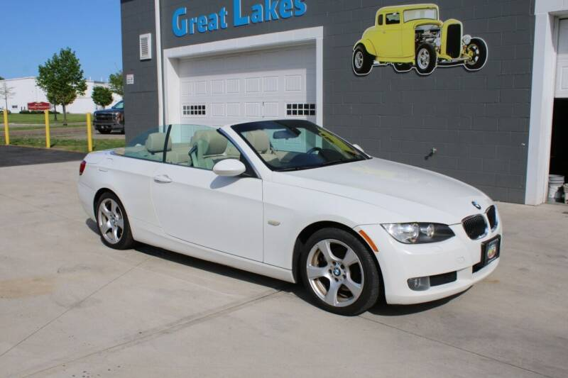 2008 BMW 3 Series for sale at Great Lakes Classic Cars & Detail Shop in Hilton NY