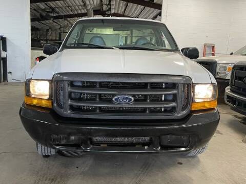 1999 Ford F-250 Super Duty for sale at Ricky Auto Sales in Houston TX