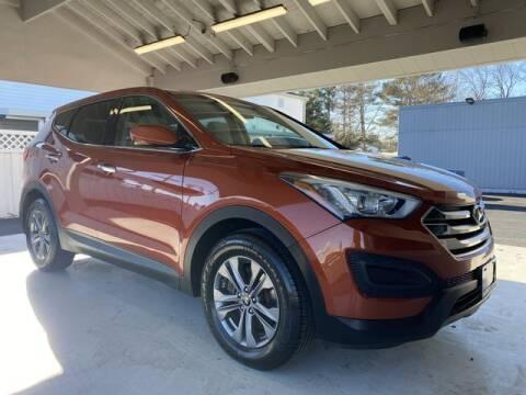 2016 Hyundai Santa Fe Sport for sale at Pasadena Preowned in Pasadena MD