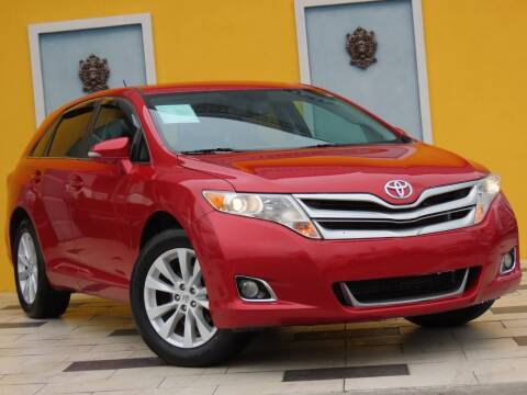 2015 Toyota Venza for sale at Paradise Motor Sports LLC in Lexington KY