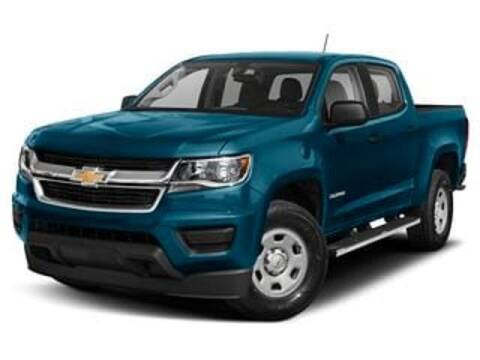 2020 Chevrolet Colorado for sale at Shults Resale Center Olean in Olean NY