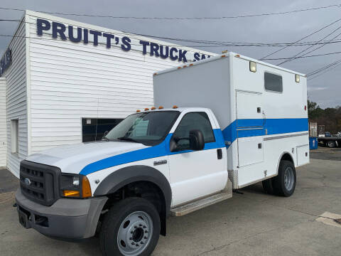 2005 Ford F-450 Super Duty for sale at Pruitt's Truck Sales in Marietta GA