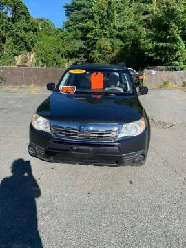 2010 Subaru Forester for sale at ALAN SCOTT AUTO REPAIR in Brattleboro VT