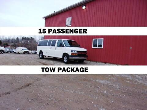 2014 Chevrolet Express Passenger for sale at Windy Hill Auto and Truck Sales in Millersburg OH