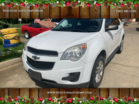 2014 Chevrolet Equinox for sale at Houston Auto Emporium in Houston TX