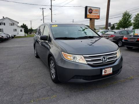 2011 Honda Odyssey for sale at Cars 4 Grab in Winchester VA