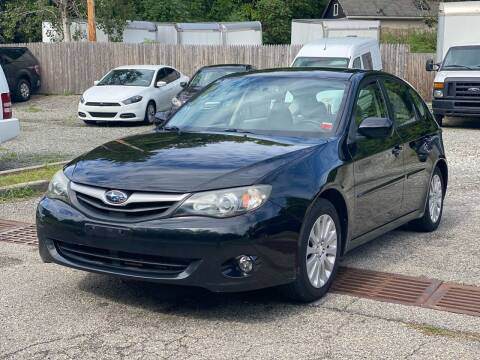 2010 Subaru Impreza for sale at AMA Auto Sales LLC in Ringwood NJ