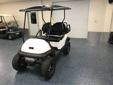 2021 Club Car Lifted Villager 4