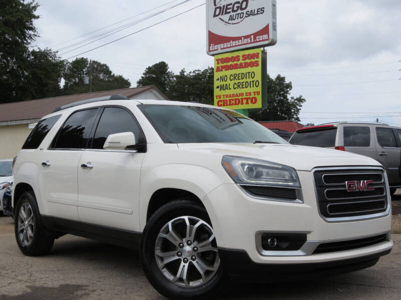 2015 GMC Acadia for sale at Diego Auto Sales #1 in Gainesville GA