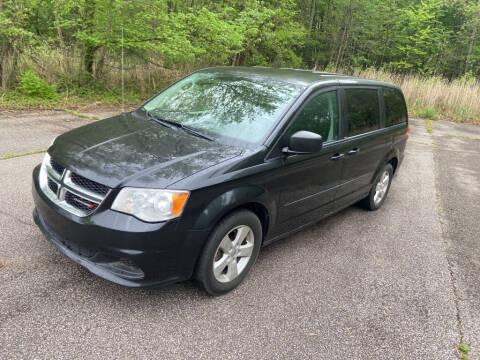 2013 Dodge Grand Caravan for sale at TKP Auto Sales in Eastlake OH
