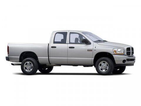 2008 Dodge Ram Pickup 3500 for sale at Suburban Chevrolet in Claremore OK