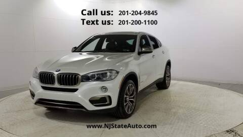 2017 BMW X6 for sale at NJ State Auto Used Cars in Jersey City NJ