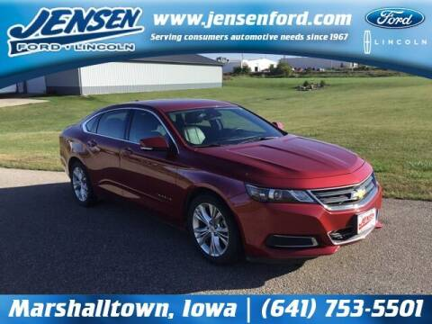 2014 Chevrolet Impala for sale at JENSEN FORD LINCOLN MERCURY in Marshalltown IA