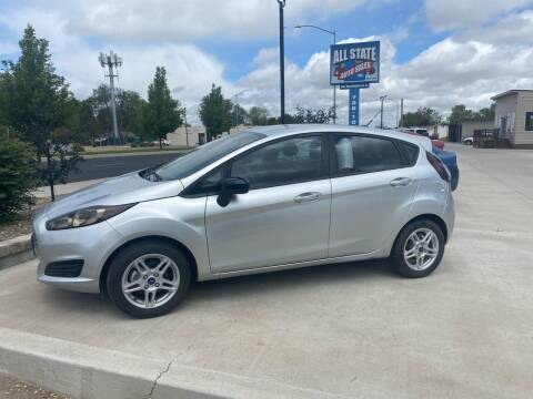 2017 Ford Fiesta for sale at Allstate Auto Sales in Twin Falls ID