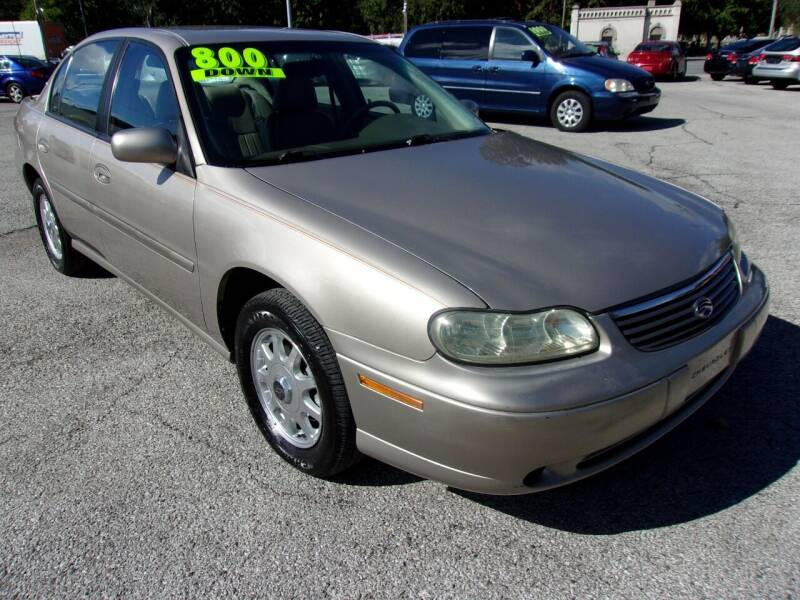 1999 Chevrolet Malibu for sale at Car Credit Auto Sales in Terre Haute IN